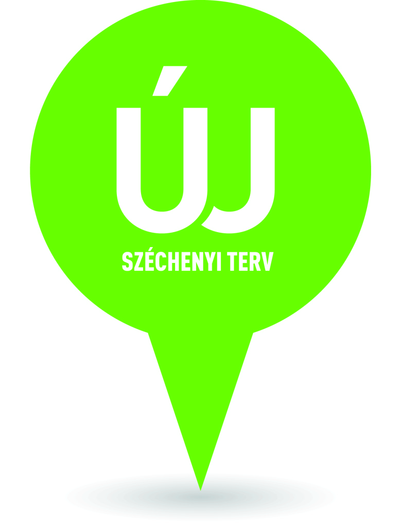 Új Széchenyi Terv - Logo