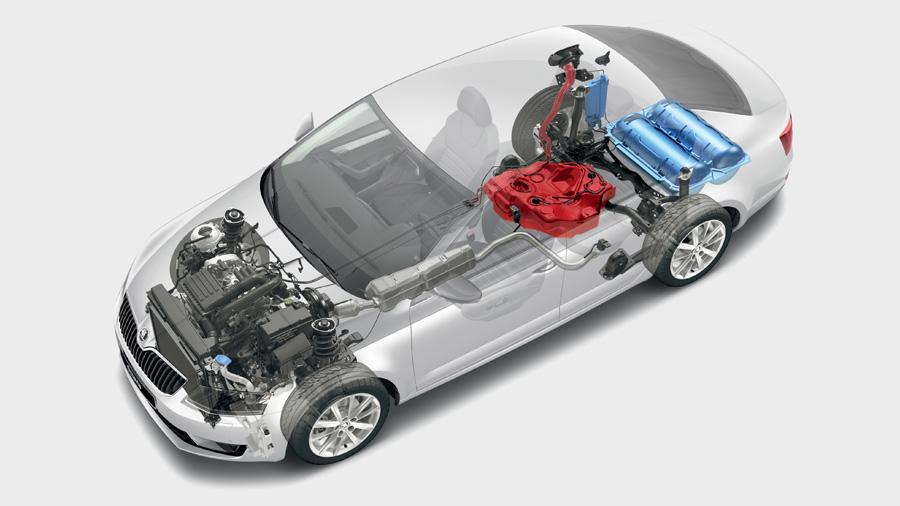 A CNG gázos autó felépítése – Miért a kedvezőbb a CNG?